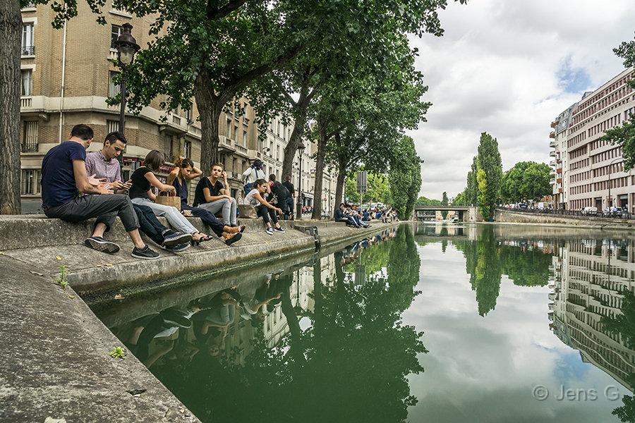 Paris - Canal St. Martin